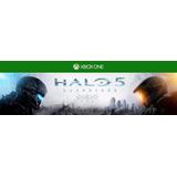 Juego De Xbox One Halo 5 Guardians Original