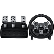 Volante Logitech G920 Driving Force Xbox One E Pc/novo + Pe
