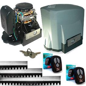 Kit Motor Portão Eletrônico Deslizante Garen Kdz C/ Inmetro