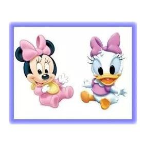 Kit Imprimible Para Tu Fiesta De Minnie Y Daisy Bebes
