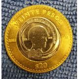 100 Del Ejército Mexicano Moneda De 20 Pesos Envió Gratis!!!