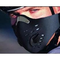 Máscara Con Filtro Anti-contaminación De Neopreno