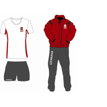 Pants Uniforme Deportivo Colegio De Bachilleres Qro