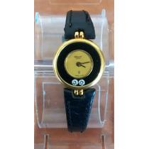 Reloj Chopard Happy Diamonds Dama Oro 18 K Y Brillantes