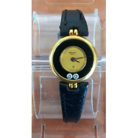 Reloj Chopard Happy Diamonds Dama Oro 18 K Y Brillantes