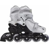 Roller Infantil Cinza M (tam. 35 A 38) Mor