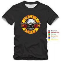 Camisetas Guns N Roses Camisa Modelos