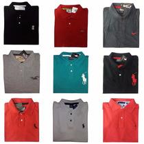 Camisa Polo Camiseta Tommy Nike Rsv Holister Lacoste Ralph