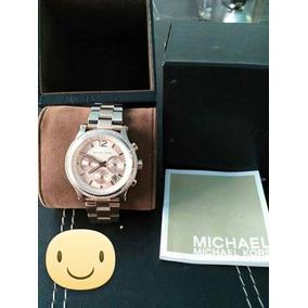 Reloj Michael Kors Nuevo, Funciona Exelente $3800