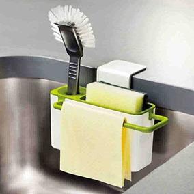 ystd ventosa base de cocina pincel de esponja lavabo que s
