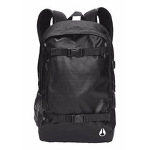 Mochila Nixon 51954000 Skate Smith Ripstop Laptop 21 Litros