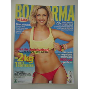 Boa Forma #287 Ano 2010 Bianca Rinaldi