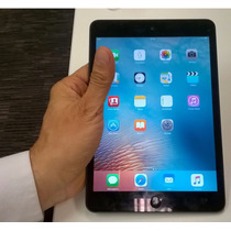 Ipad Mini 64gb Wifi Garantia 90 D Case Semi Novo Table Apple