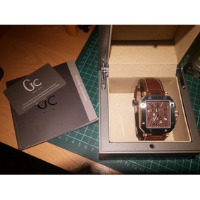 Reloj Guess Collection Gc Swiss Chronograph G50001g1