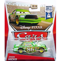 Disney Cars Carros - Chick Hicks Piston Cup