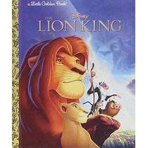 Libro The Lion King (little Golden Book) - Nuevo