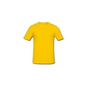 Franelas Y Gorras Amarillas Al Mayor Para Sublimacion