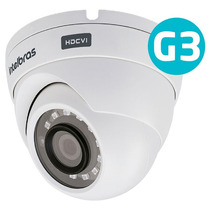 Camera Intelbras Infra Dome Multi Hd 720p Vhd 1010d G3 3,6mm