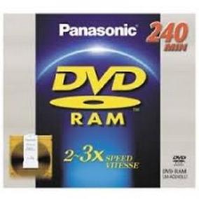 Dvd Ram 240min Panasonic - Lm-ad240lu