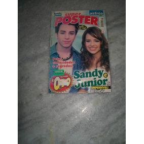 Sandy E Junior - Super Astros Poster Nº 19