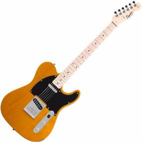 Guitarra Fender Squier Telecaster Affinity Butterscotch