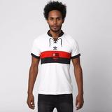 Camisa Flamengo Retro Branca adidas 1938