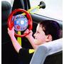 Volante Para Criança Com Luz E Barulho Som Para Carro