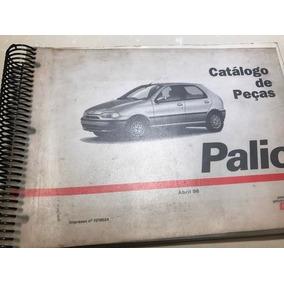 Catalogo De Peças Palio Abril 96