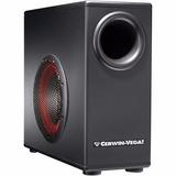 Cerwin Vega Xd8s Subwoofer Con Amplificador Integrado