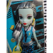 Hermosa Muñeca Frankie Stein Monster High Mattel Original