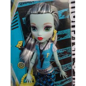 Hermosa Muñeca Frankie Stein Monster High Mattel Original