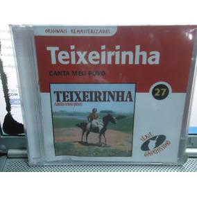 Teixeirinha-canta Meu Povo-novo-original-lacrado!!!