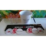 Frapera /copas/ Daga/ Destapador/ Esterilla Stella Artois