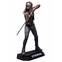 The Walking Dead - Michonne - Color Tops Series - Mcfarlane