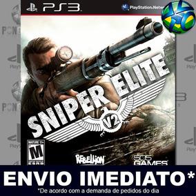 Sniper Elite V2 - Ps3 - Código Psn - Promoção !!