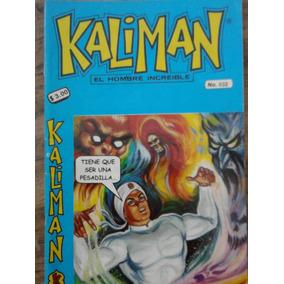 Kaliman El Hombre Increible La Bruja Blanca