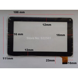 Touch Tactil Vidrio Tablet Overtech Mid 9505 9517