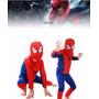 Fantasia Infantil Homem Aranha