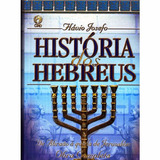 História Dos Hebreus - Flávio Josefo - Livro Novo