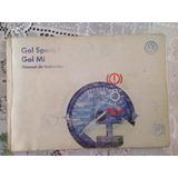 Manual Do Proprietário - Volkswagen Gol Special/ Mi 2000