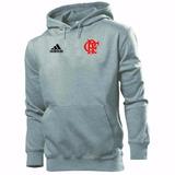 Moleton Canguru Flamengo- Futebol- Frete Grátis