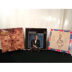 Henry Mancini 3 Vinilos Discos Lp Symphonic Soul