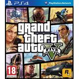 Gram Theft Auto V (gta 5) Ps4 | 1ria | Jugas Con Tu Usuario