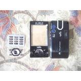 Pedido Carcasa Completo Negro Sony W995 Con Teclado