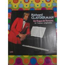 Richard Clayderman Lp Un Toque De Ternura 1982