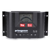 Controlador Solar De Carga Fangpusun Pr3030 Pwm 30amp 12/24v