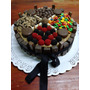 Torta Con Golosinas:oreo, Kit Kat, Chocolates, Rocklets,etc