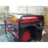 Planta Electrica Generador 3.6 Kva 110vol/220vol A Gasolina