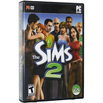 The Sims 2 Pc (jogo Base) - Frete Grátis