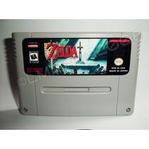 The Legend Of Zelda Portugues Link T The Past Super Nintendo